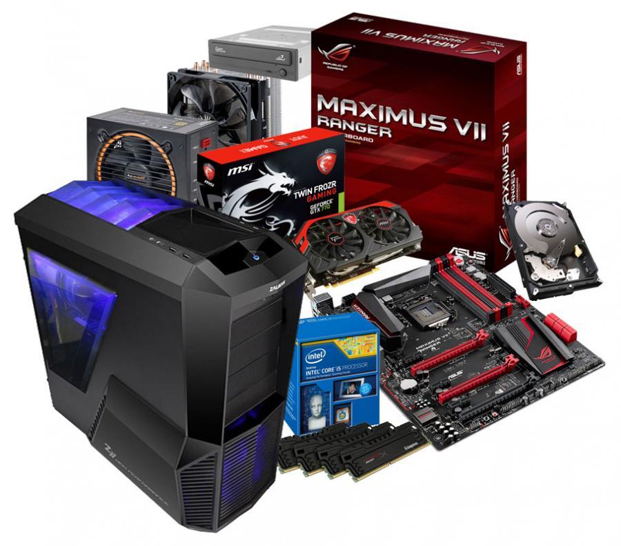 Votre ordinateur monté sur mesure en atelier suivant votre budget et votre besoin.