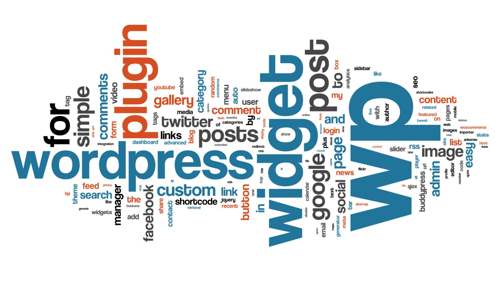Tout nos sites internet sont développés sous Wordpress